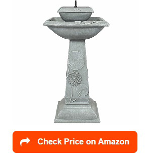 Best-Choice-Products-2-Tier-Pedestal-Solar-Bird-Bath-Fountain
