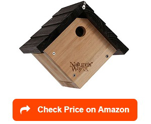 Nature's-Way-Bird-Products-CWH1-Cedar-Wren-House