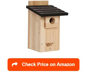 Nature's-Way-Bird-Products-CWH3-Cedar-Bluebird-Box-House