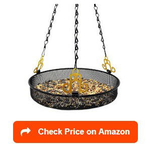 Gray-Bunny-GB-6890-Hanging-Bird-Feeder