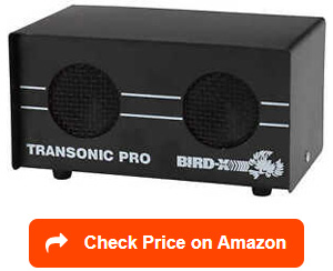bird x transonic pro electronic pest repeller