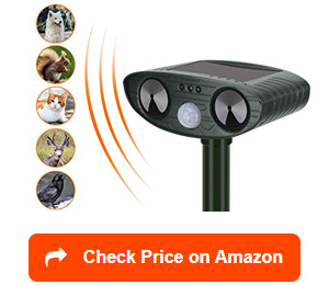 humutan ultrasonic dog mosquito repellent