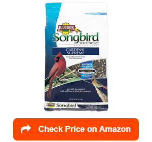 songbird selections 11968 cardinal bird food