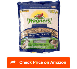 wagners 62059 greatest variety blend