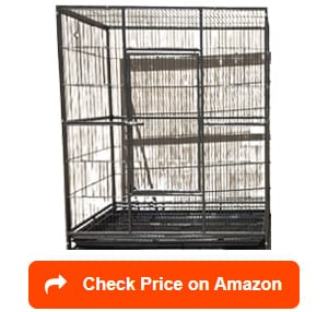 mcage-wrought-iron-flight-cage-with-removable-stand