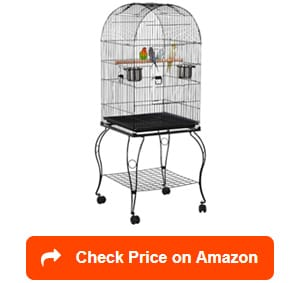 yaheetech-open-top-large-bird-cage-on-stand