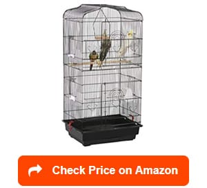 yaheetech-parrot-and-parakeet-cage-with-rolling-stand