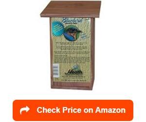 heath outdoor products b-2-2 bluebird houses