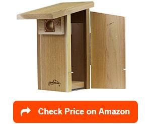 kettle moraine eastern bluebird nest boxes