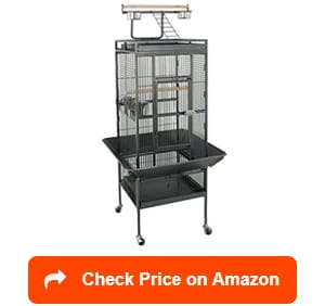 super deal pro 2in1 bird cages