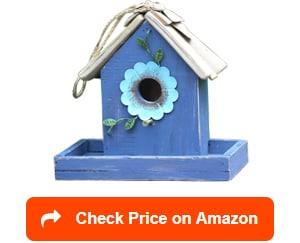 tenforie bird feeder houses