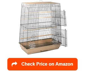 prevue hendryx flight cages