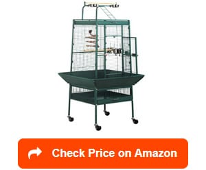 topeakmart selection parrot bird cages