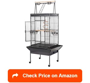 topeakmart selection play top bird cages
