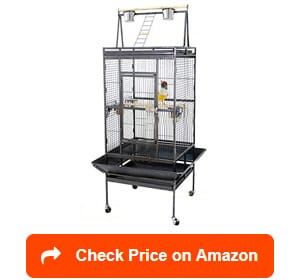 zeny pet parrot bird cages